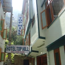 Hotel Top Hill, Srinagar