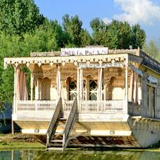 Cheeta's Palace Houseboat, Srinagar