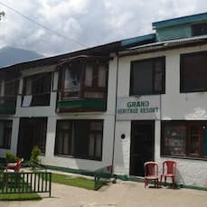 Grand Heritage Resort, Pahalgam