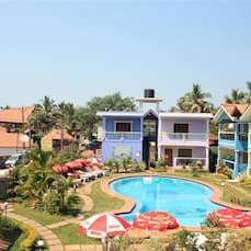 Maggies Beach Resort, Goa