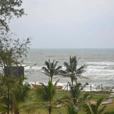 Sea Breeze Beach Resort, Mahabalipuram