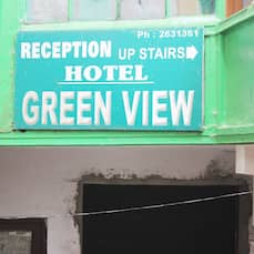 Hotel Green View, Mussoorie