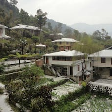 Teen Taley Garden Resort, Gangtok