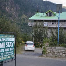 Hotel The Apple House, Manali