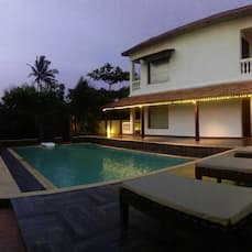 Sea Asta Beach Resorts, Goa