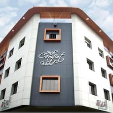 Hotel Comfort World, Nadiad