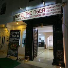 The Tiger, Udaipur