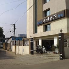 Hotel Asian Inn, Nagpur