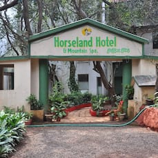 Horseland Hotel And Mountain Spa, Matheran