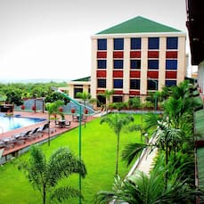 Greenleaf The Resort & Spa, Ganpatipule