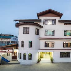 Hotel New Prince Inn, Srinagar