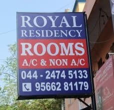 Royal Residency, Chennai