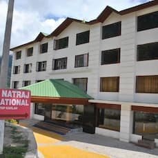 Hotel Natraj International, Patnitop