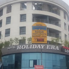 Hotel Holiday Era Lodging, Aurangabad