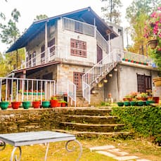Frozen Woods Resorts, Mukteshwar