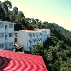 Timber Trail Resort, Parwanoo