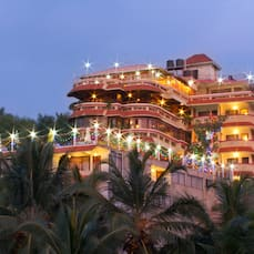 Hill and Sea View Beach Resort, Kovalam