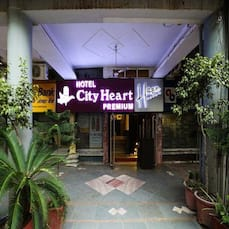 Hotel City Heart 18, Chandigarh