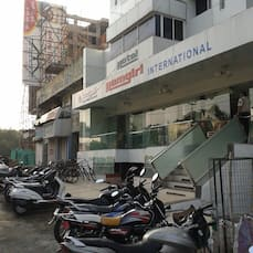 Hotel Ramgiri International, Amravati