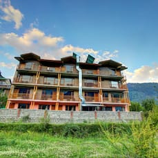 Hotel Mountain Face By Snow City Hotels, Manali