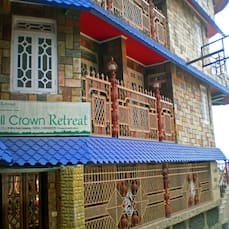 Hill Crown Retreat, Darjeeling