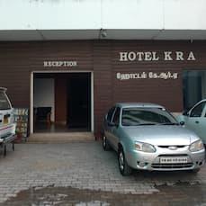Hotel KRA, Tanjore