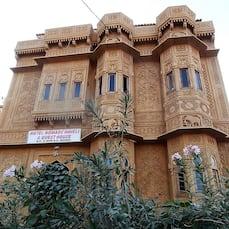 Nomads Haveli, Jaisalmer