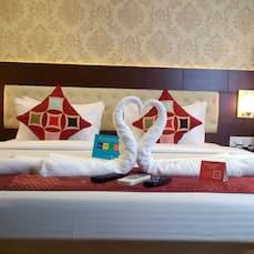 Hotel Taj Heights, Agra