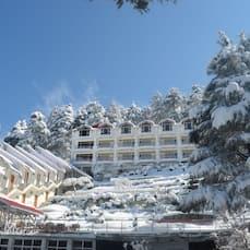 Hotel Greentop, Patnitop