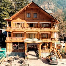 The Whispering Inn, Manali
