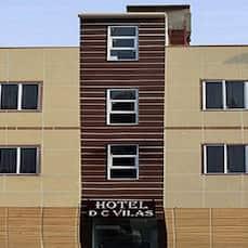Hotel DC Vilas, Agra