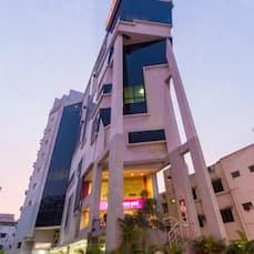 Hotels in Vadapalani, Chennai - 24 Hotels Starting @ ₹1250
