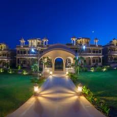 Bhawar Singh Palace, Pushkar