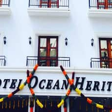 Hotel Ocean Heritage, Kanyakumari