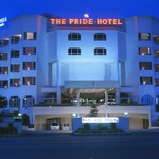 The Pride Hotel Nagpur, Nagpur