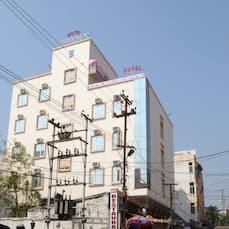 Hotel Eden Roc, Bhubaneshwar