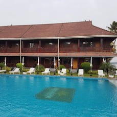 Sea Lagoon Health Resort, Cochin