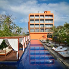 SINQ - The Party Hotel, Goa