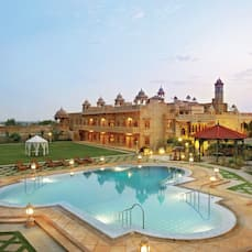 WelcomHotel Khimsar Fort & Dunes, Khimsar - ITC Hotel Group(90 KM from Jodhpur), Khimsar