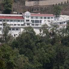 The India at Big Bend, Mussoorie