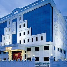 Annamalai International Hotel, Pondicherry