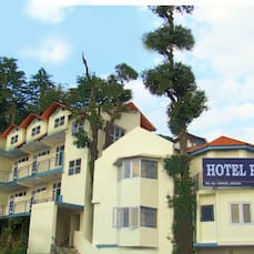 Hotel Pearl, Dalhousie