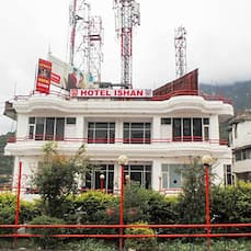 Hotel Ishan, Katra