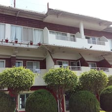 The Sirmour Retreat, Nahan