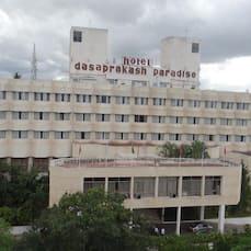 Hotel Paradise--Dasaprakash Group, Mysore