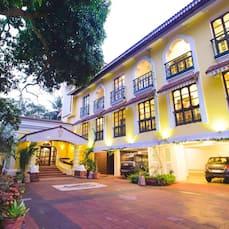 Shanti Morada, Goa