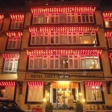 Hotel Tibet, Gangtok