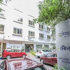 The Chevron Hotel - Bengaluru (Bangalore), Bangalore