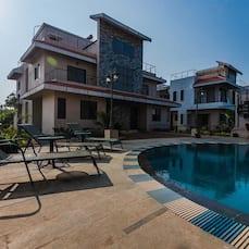 Sia Resort, Alibaug