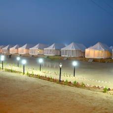 Sky Desert Safari, Jaisalmer